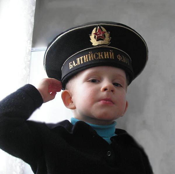 Открытка поздравляю с днем Балтийского флота!
