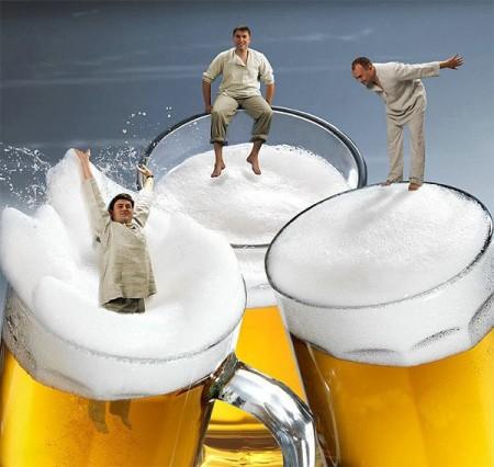 Открытка вторая суббота июня — день пивовара в России