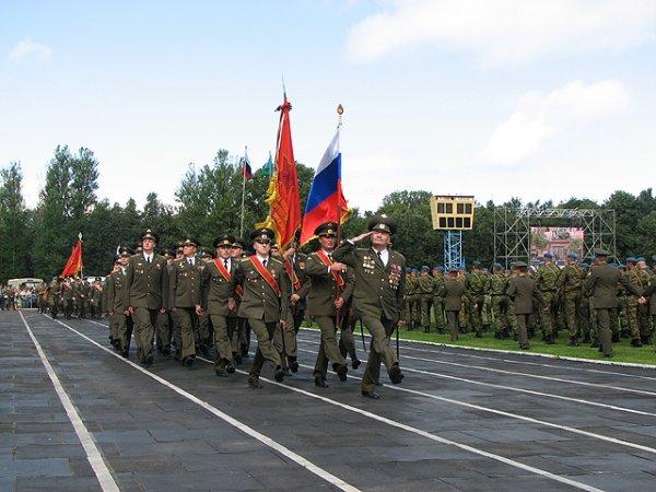 Открытка 2 сентября — день Российской гвардии
