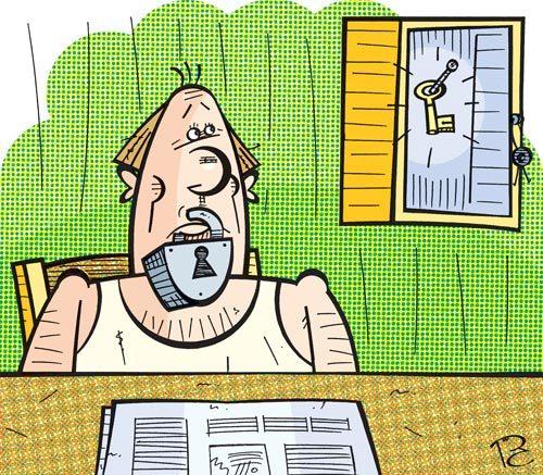 Открытка 5 мая — день шифровальщика