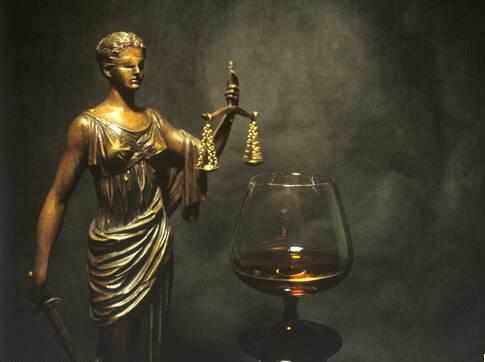 Открытка правосудие