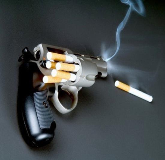 Открытка 31 мая — всемирный день без табака