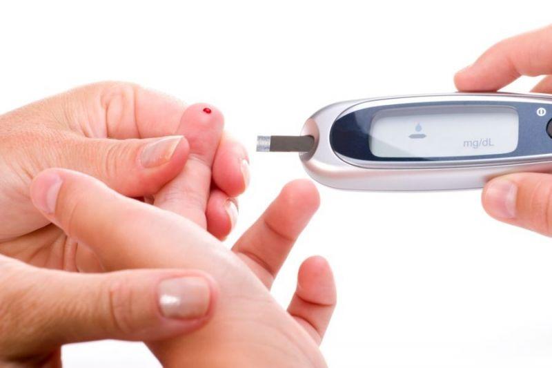 Открытка диабету нет!